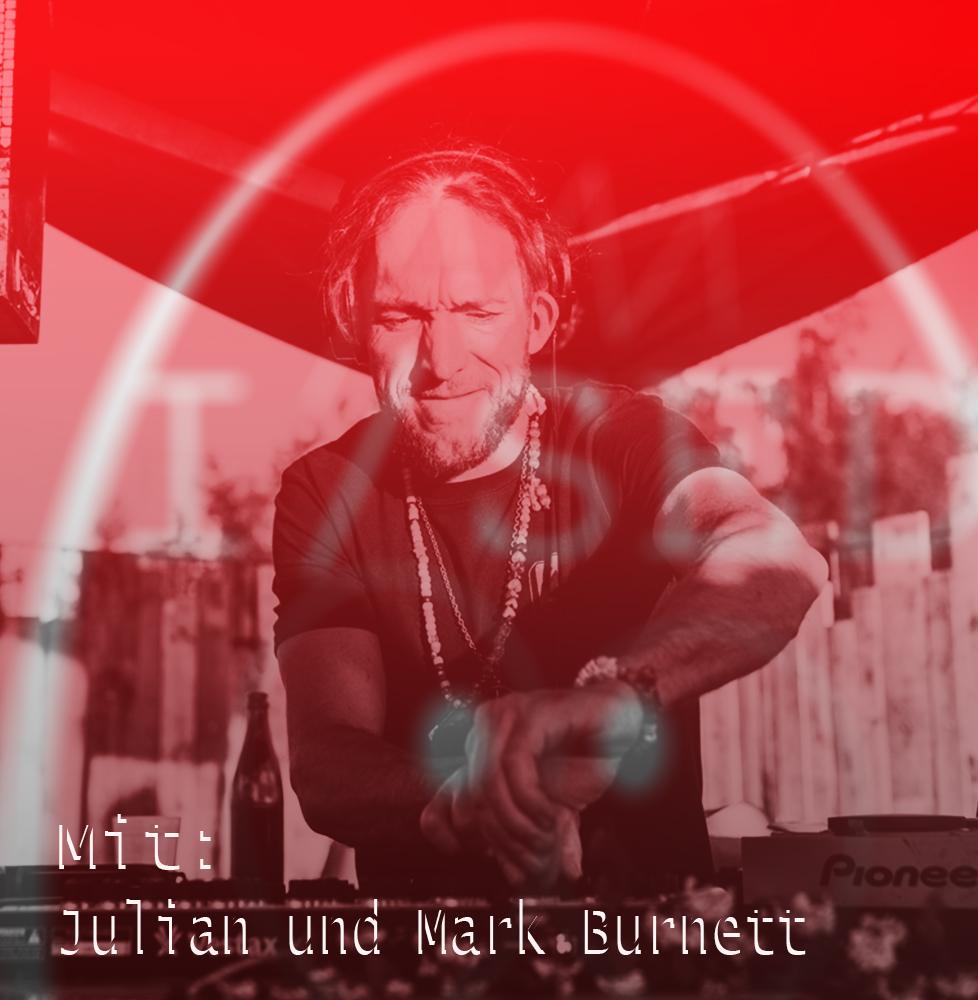 """SEDin #008: Interview mit Mark Burnett - """"Sogar der Wind hat einen eigenen Sound"""""""