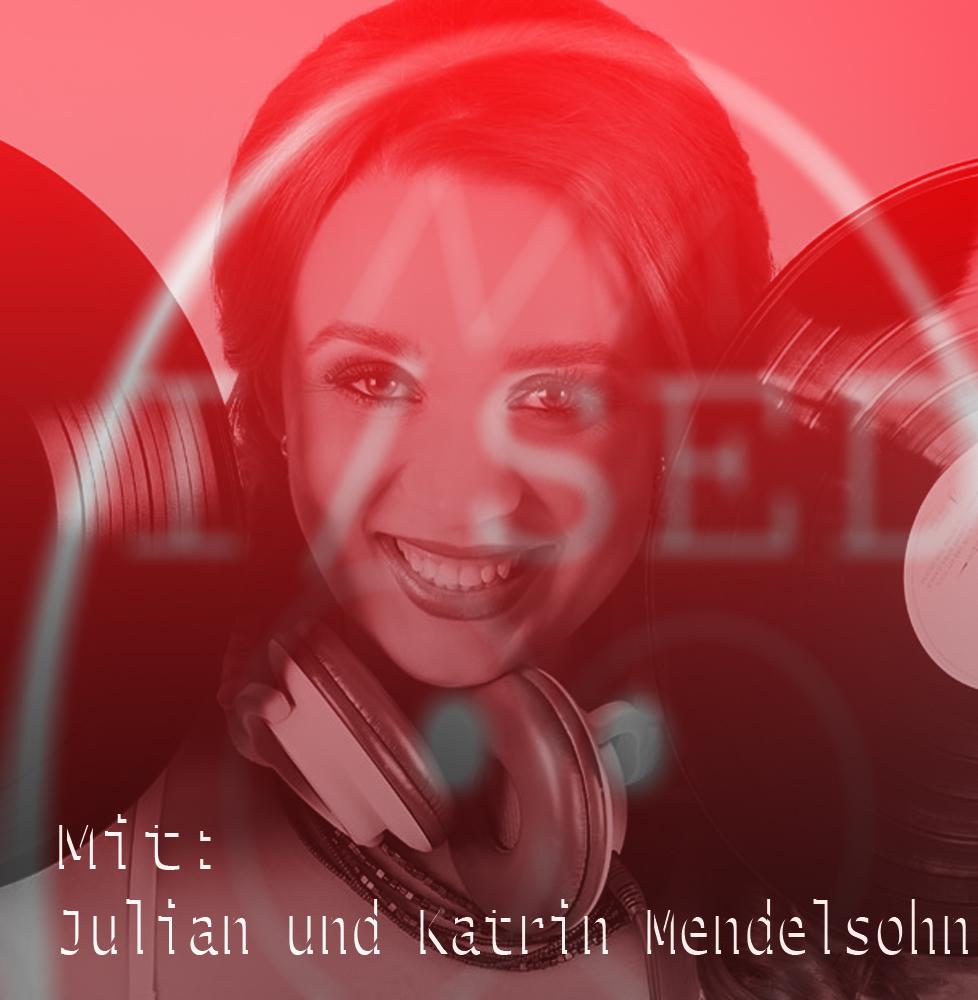 """SEDin #006: Interview mit Katrin Mendelsohn """"DJane Katrin""""- Entfache dein inneres Feuer"""