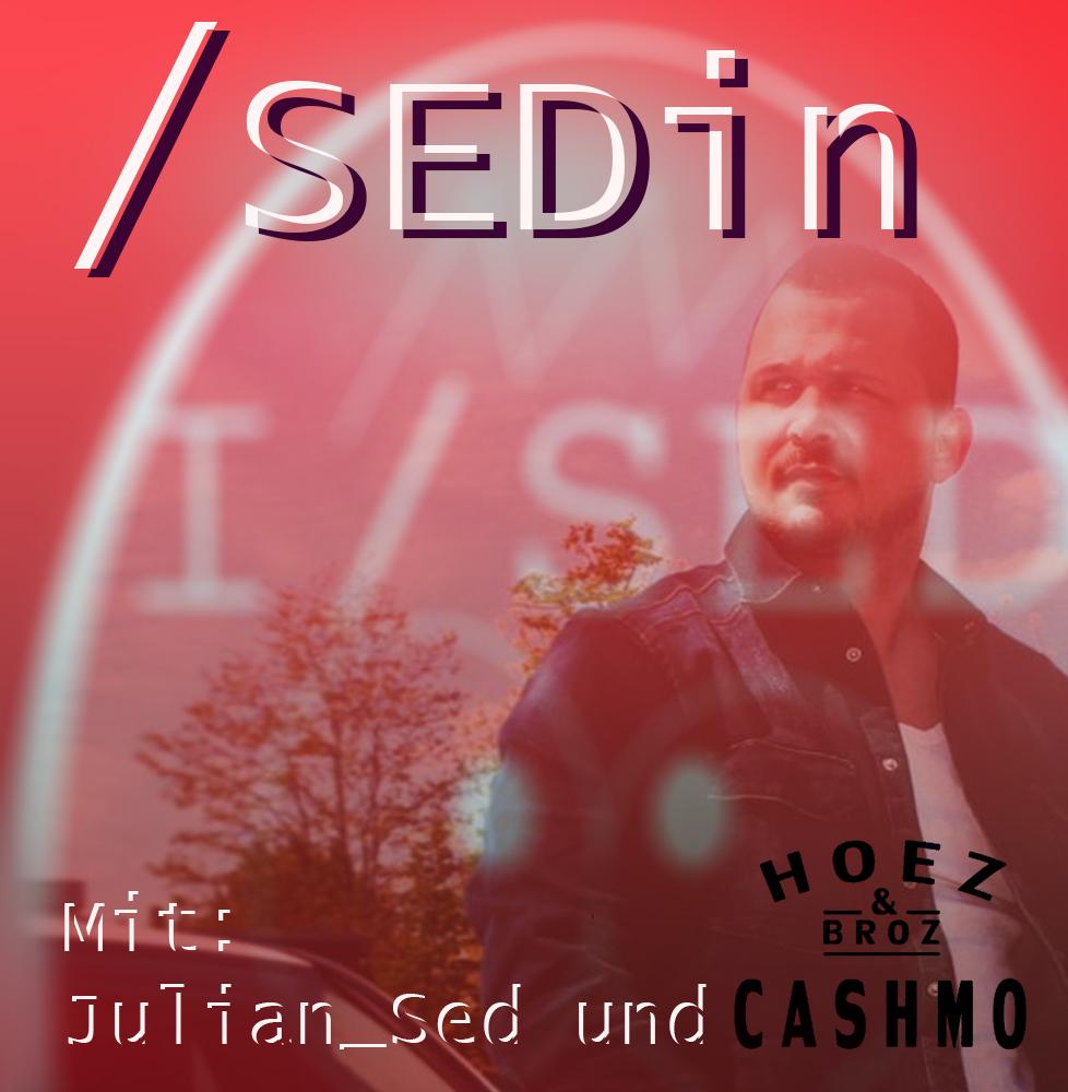 SEDin002 - mit Cashmo von 1994 bis Hoez & Broz